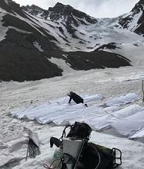 Glaciares en riesgo