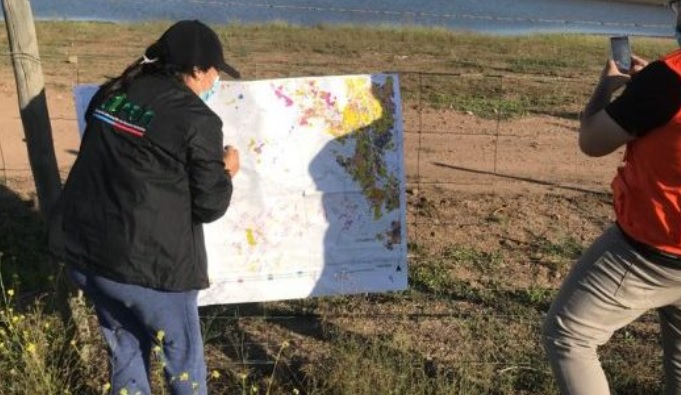 Innovador estudio busca estimar las principales disponibilidades hídricas en zonal central a través de imágenes satelitales
