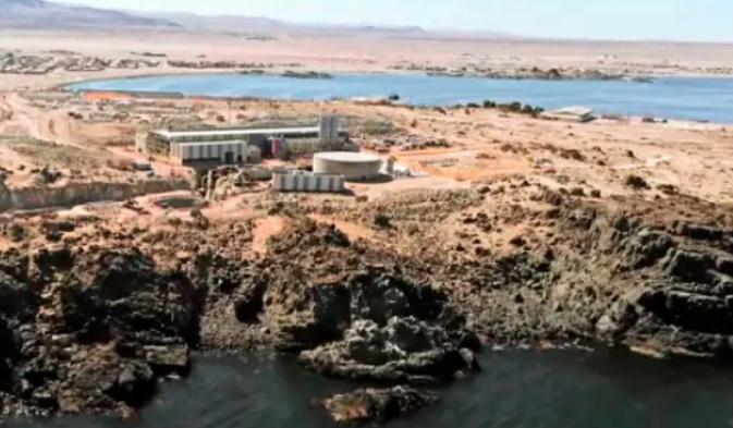 Primera desaladora estatal busca asegurar agua potable al 75% de Región de Atacama en medio de extensas sequía