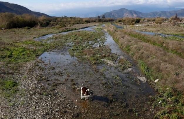 Gobierno limita riego de más de cuatro mil agricultores para evitar racionamiento de agua potable en Valparaíso