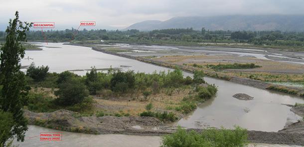 Río Cachapoal 3ra Sección